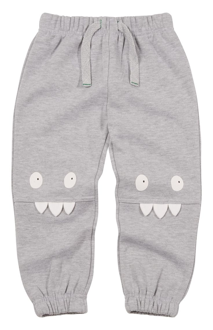 Primark - Grey Monster Knee Joggers