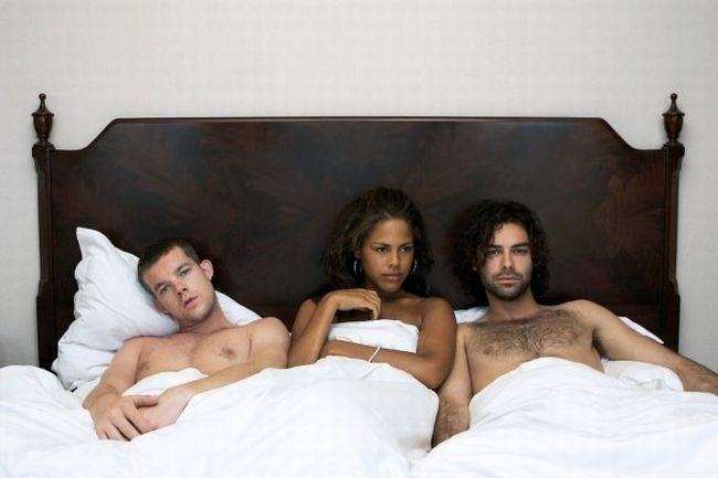 Being Human UK - Love this photo! I miss the British Being Human