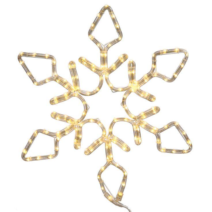 Snowflake 130 Light LED Novelty Light