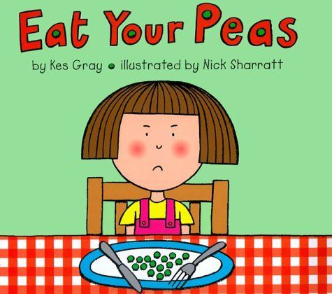 Eat Your Peas by DK Publishing, http://www.amazon.com/dp/0789426676/ref=cm_sw_r_pi_dp_nqrusb1ZYDCEV