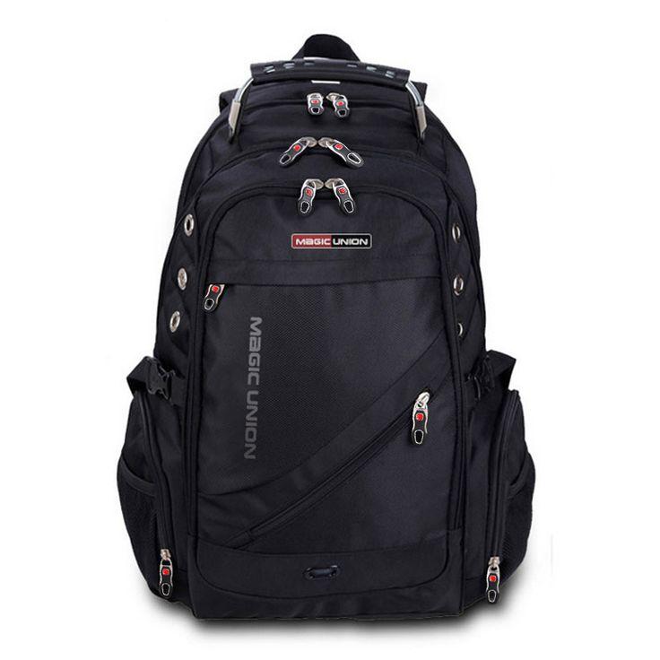 Brand Design Men's  Waterproof Travel Backpack //Price: $31.95 & FREE Shipping //