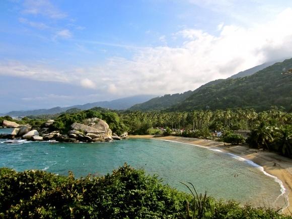 Tayrona Nationa Park- Beach, Jungle, & Carribean
