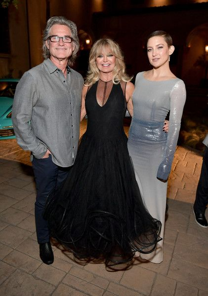 Now: Goldie Hawn, Kurt Russell, and Kate Hudson - Longtime Celeb Couples Who Made It - Photos