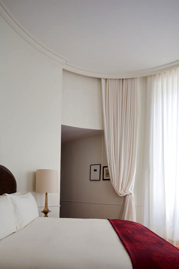 Round Curtain Rod
