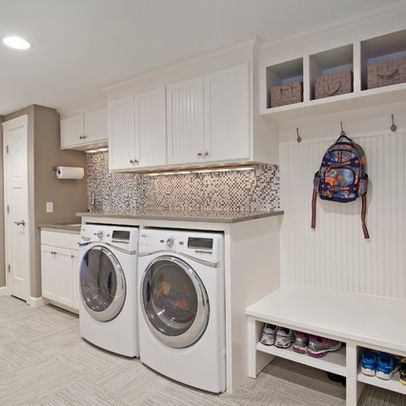Flor Tiles, Laundry Room/Mud Room