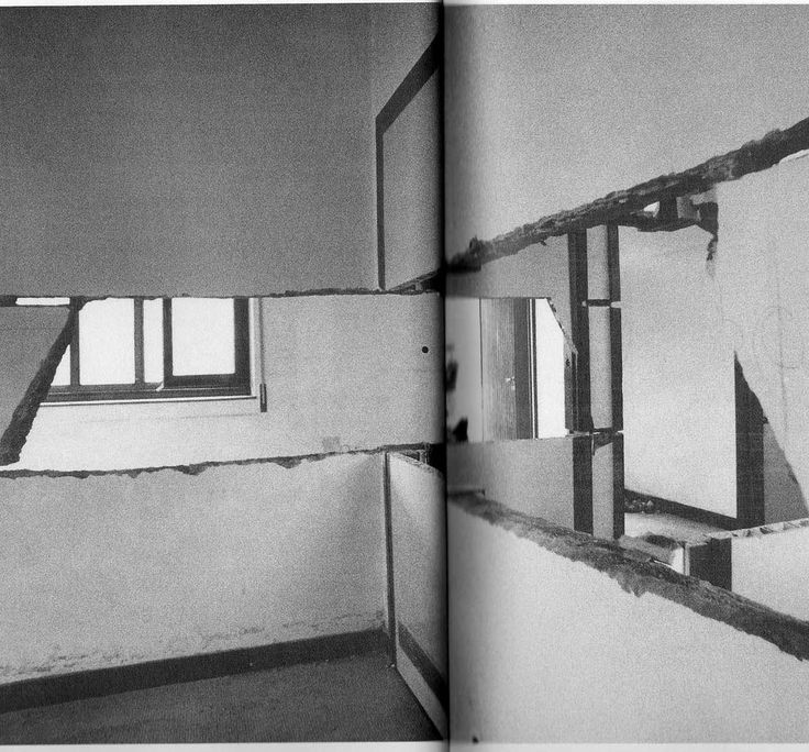 Buyentradas macba presents gordon matta clark gordon for 0 bathroom installation