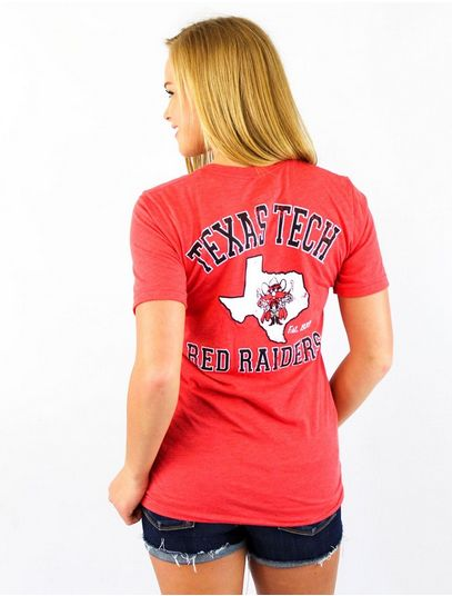 Get your guns up, Raiders, and get ready to show off your Texas Tech pride!