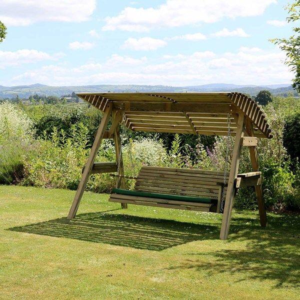 garden furniture swing on Stowey Garden Swing Seat Garden Swing Seat Garden Swing Garden Shelter