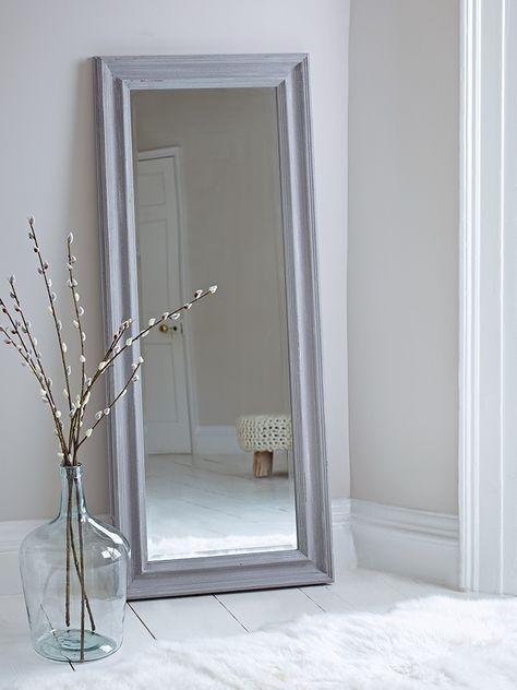 NEW Inga Full Length Mirror - Mirrors - Decorative Home - Indoor Living
