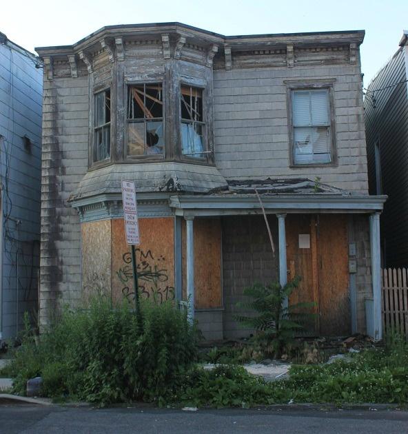 Abandoned in Newburgh, N.Y.