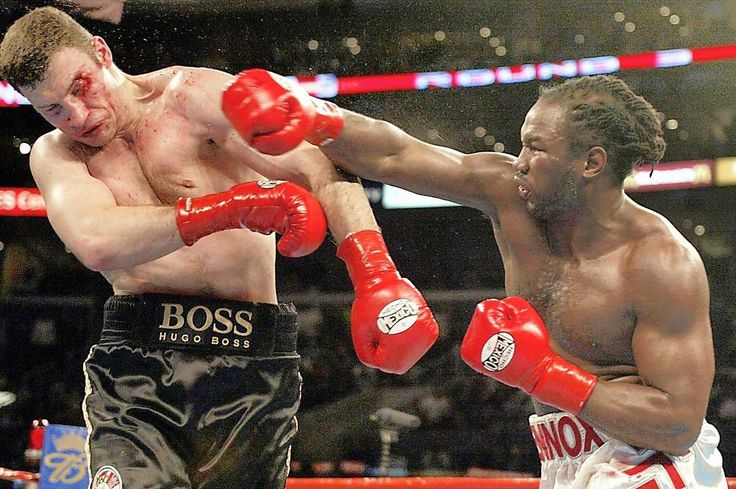 #OnThisDay: Lennox Lewis survives Vitali Klitschko storm to retire as heavyweight king LINK IN BIO http://www.boxingnewsonline.net/on-this-day-lennox-lewis-survives-vitali-klitschko-storm-to-retire-as-heavyweight-king/ #boxing #BoxingNews #LennoxLewis #VitaliKlitschko