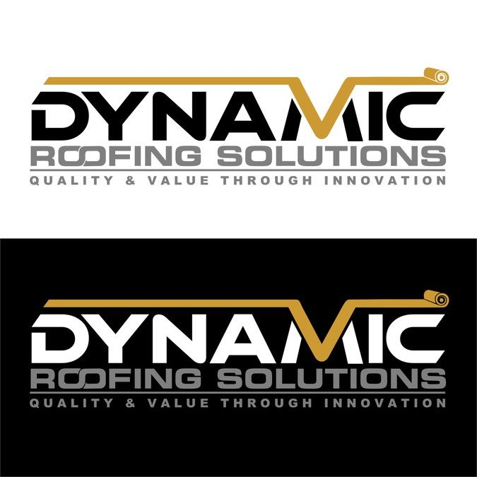 Create a Modern Logo for Commercial Roofing business by Nelson Roque