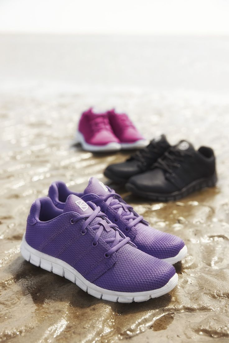 Fitness wear by Purelime Spring 2015 training shoes