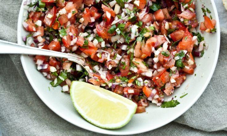 Kitchenette — Rajčatová salsa