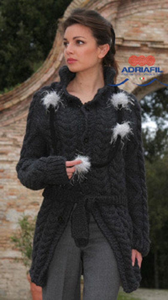 253 Best Cape Jackets And Ponchos Knitting Pattern Images On