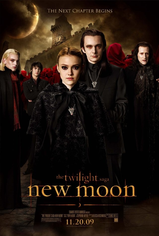 The Volturi poster - The Twilight Saga: New Moon