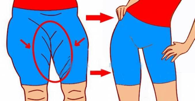 Los ejercicios para tonificar la entrepierna, te hará más fuerte mejorarando tu confianza a la hora de ir a la playa o llevar leggings y jeans ajustados.