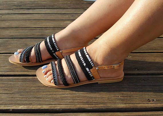 Handmade Sandals Greek Sandals Leather Sandals