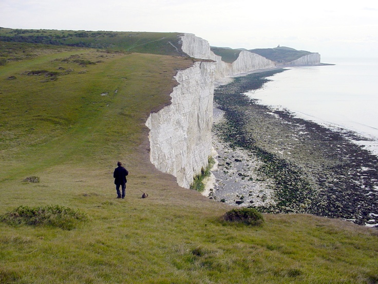 The Seven Sisters photo: Robert Bovington