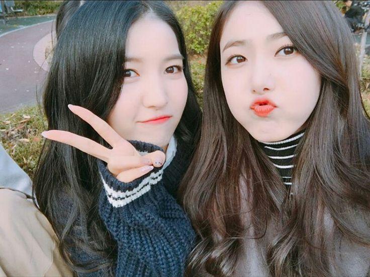 ♡ 여자친구 GFriend ♡ ♤ : SinB & SoWon # : IG Update