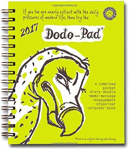 From 3.46 Dodo Pad Mini / Pocket Diary 2017 - Week To View Calendar Year: A Combined Family Diary-doodle-memo-message-engagement-organiser-calendar-book With Room For Up To 5 People's Appointments/activities