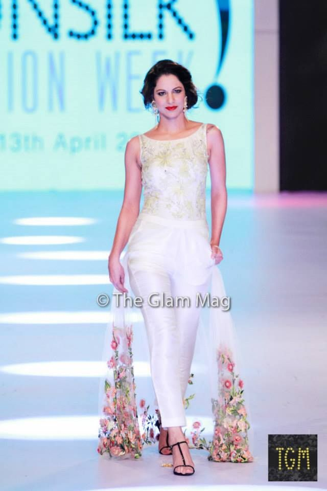 "Zara ShahJahan's extremely original, kitsch collection ""LOVE BUG"" at PFDC Sunsilk Fashion Week #PSFW2014"