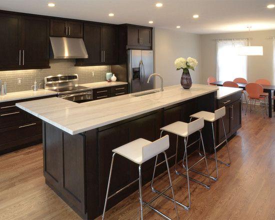 Multi Level Kitchen Island Design Stephenson Pinterest