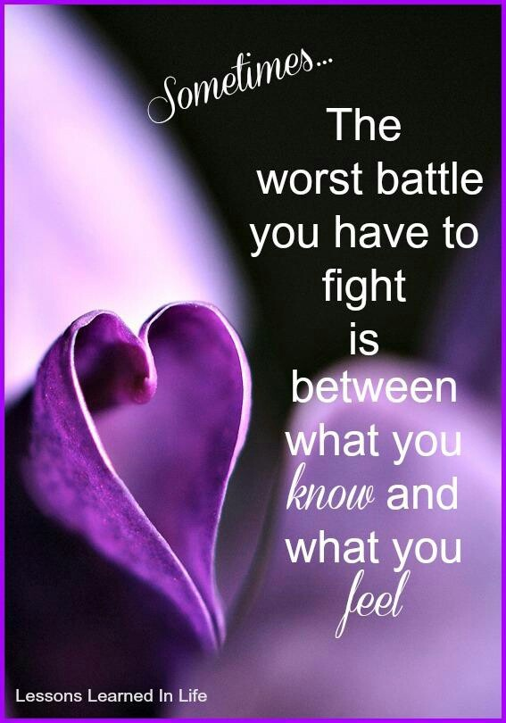 internal struggle | quotes and sayings | Pinterest | To be ...