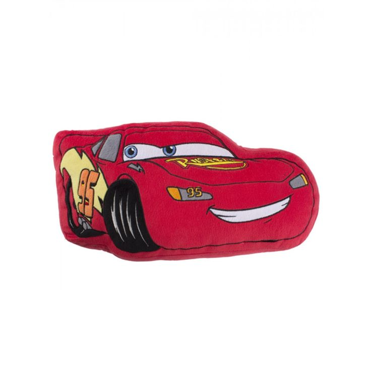 Disney Cars Zoom Shaped Cushion