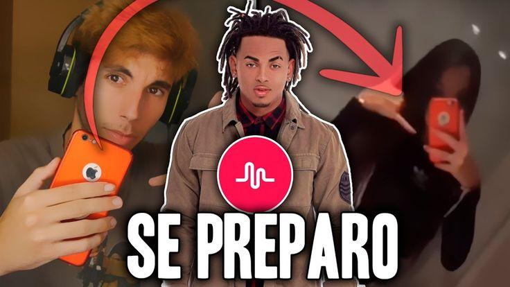 Mejores MUSICALLY con la canción SE PREPARÓ de OZUNA