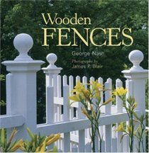 """Click to view a larger cover image of """"Wooden Fences"""" by George Nash"""