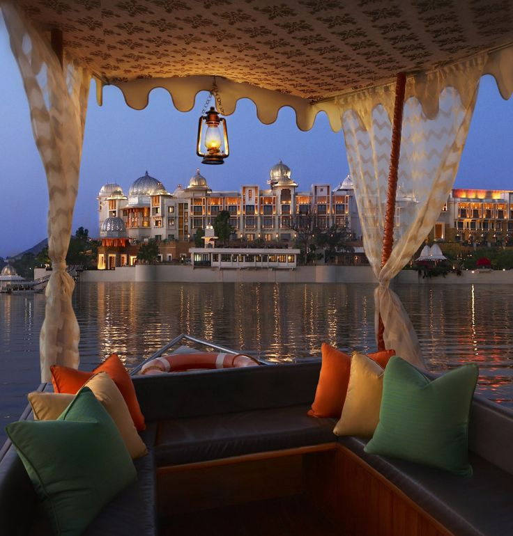The Leela Palaces Hotels and Resorts | India Luxury Hotels. Indian-owned high-end hotel.