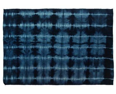 Woolen Tie-Dye Rug