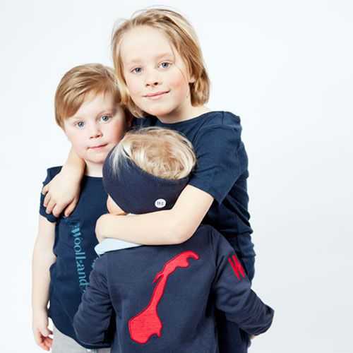 Spring and Summerwool Kids, 100% College Merino Wool