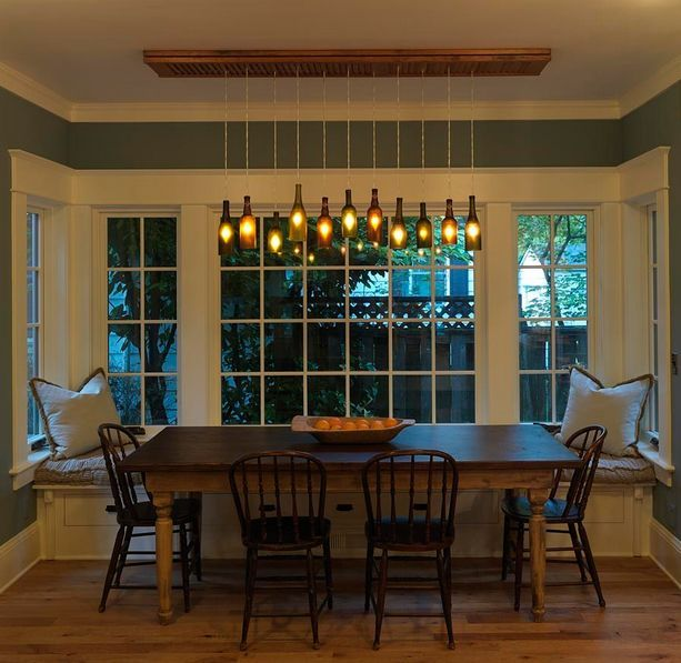 Best 25 Wine Bottle Chandelier Ideas On Pinterest
