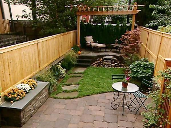 Amazing Landscaping Ideas For Small Backyards Small Backyard