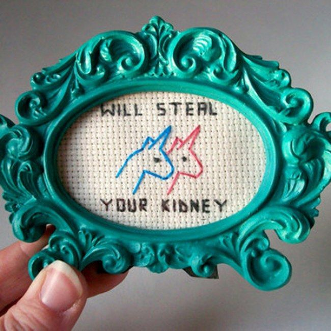 50 Cross Stitch Patterns To Show Off Your Personality                                                                                                                                                                                 More
