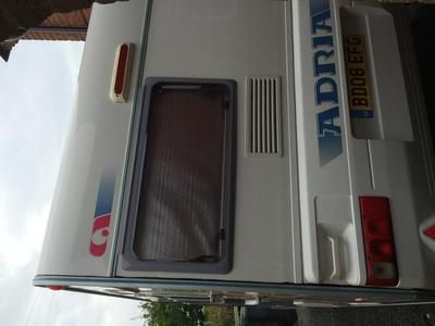 2007 ADRIA ALTEA 462PS in Long Buckby | Auto Trader Caravans