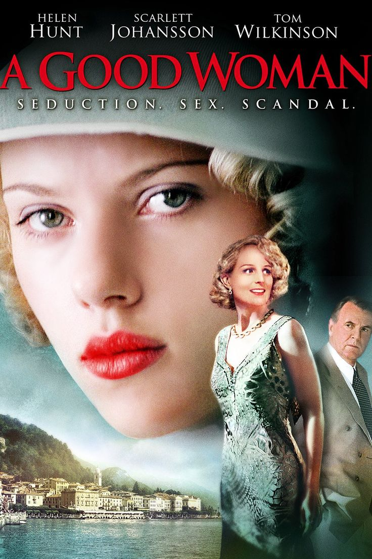Image result for A GOOD WOMAN ( 2004 ) POSTER
