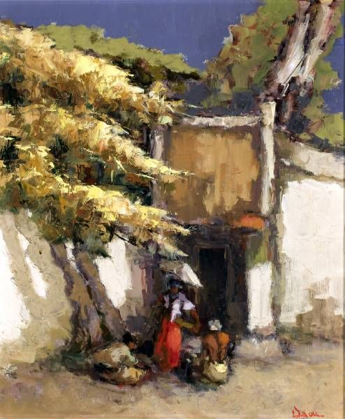 Lucien Frits Ohl - Orang-orang di Pohon