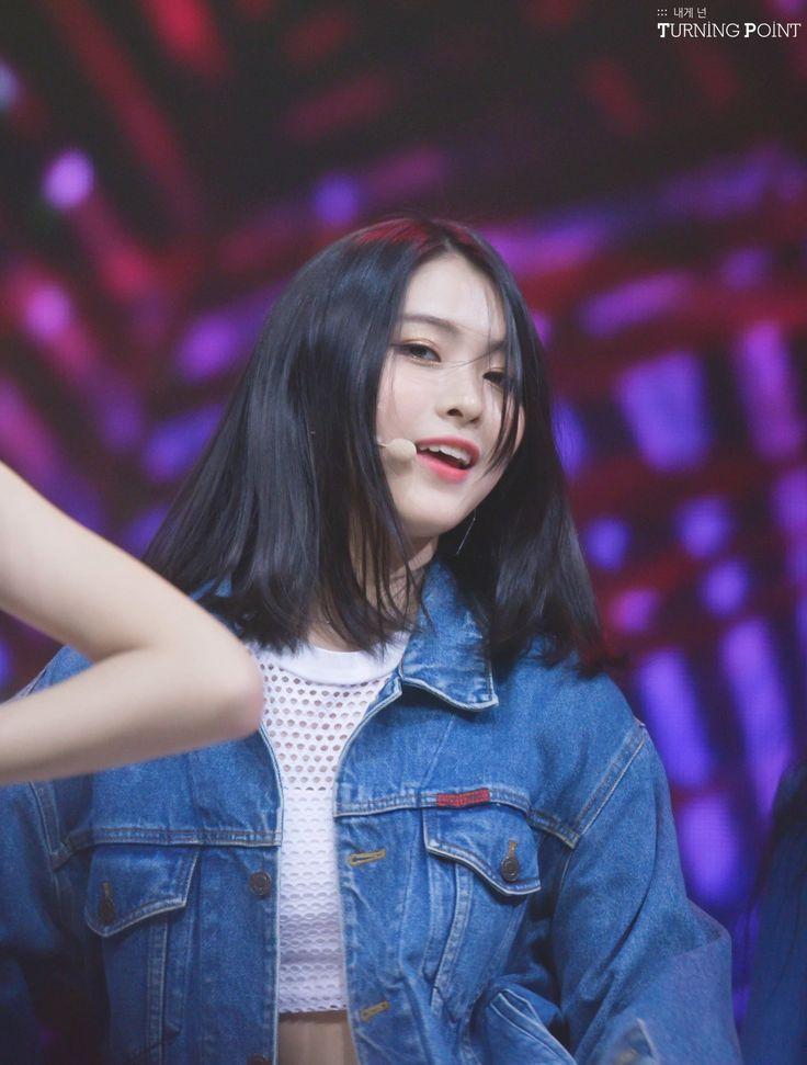 Shin Rhujin on Mixnine Perform Winner Really Really #신류진 #믹스나인 #JYP [turning point]