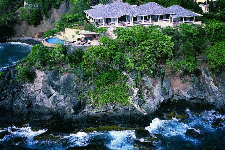 5. Mustique (San Vicente y Las Granadinas, Caribe)