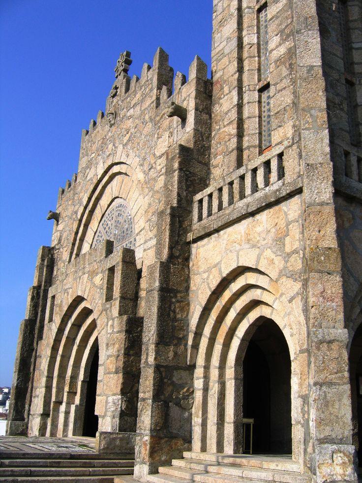 Iglesia+Votiva+de+Panxón+(4).jpg (1200×1600)  AntonioPalacios
