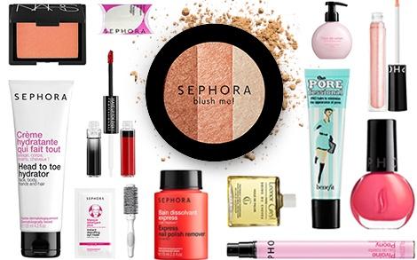 Sephora - The Goodie-bag Battle