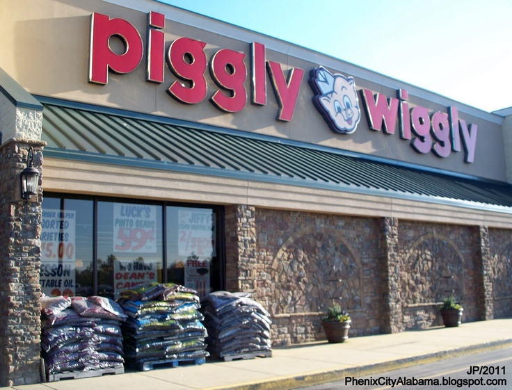 Been shoppin at the Piggly Wiggly? This would be when I went to Jacksonville, North Carolina 2010 & 2013