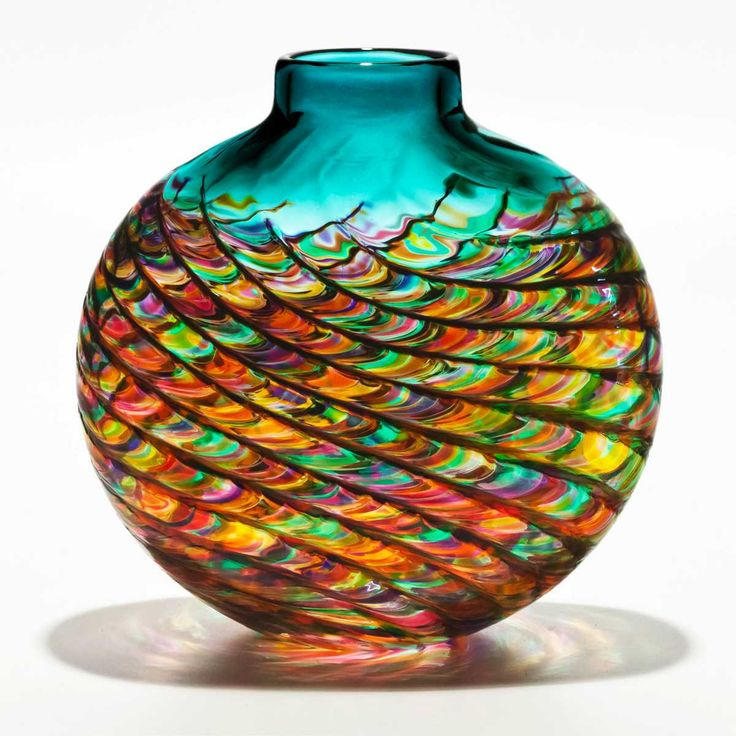 #Glass_Art I bet this is beautiful with sunlight streaming through Would love to add a piece like this to my collection !