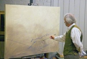 Painting Seascapes with Atmospheric Progression with John P. Osborne