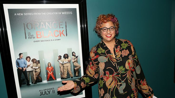 """""""Jenji Kohan Can Write About Women of Color Because Her Lead Is White""""?????? Really????? Who says that????"""
