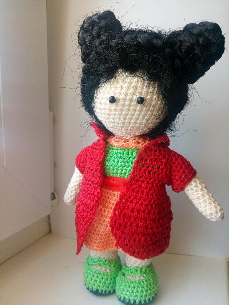 háčkovaná bábika_crochet dolls