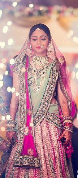 Marwari Bride, India